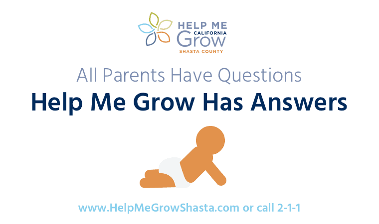 All Parents Have Questions Help Me Grow Has Answers